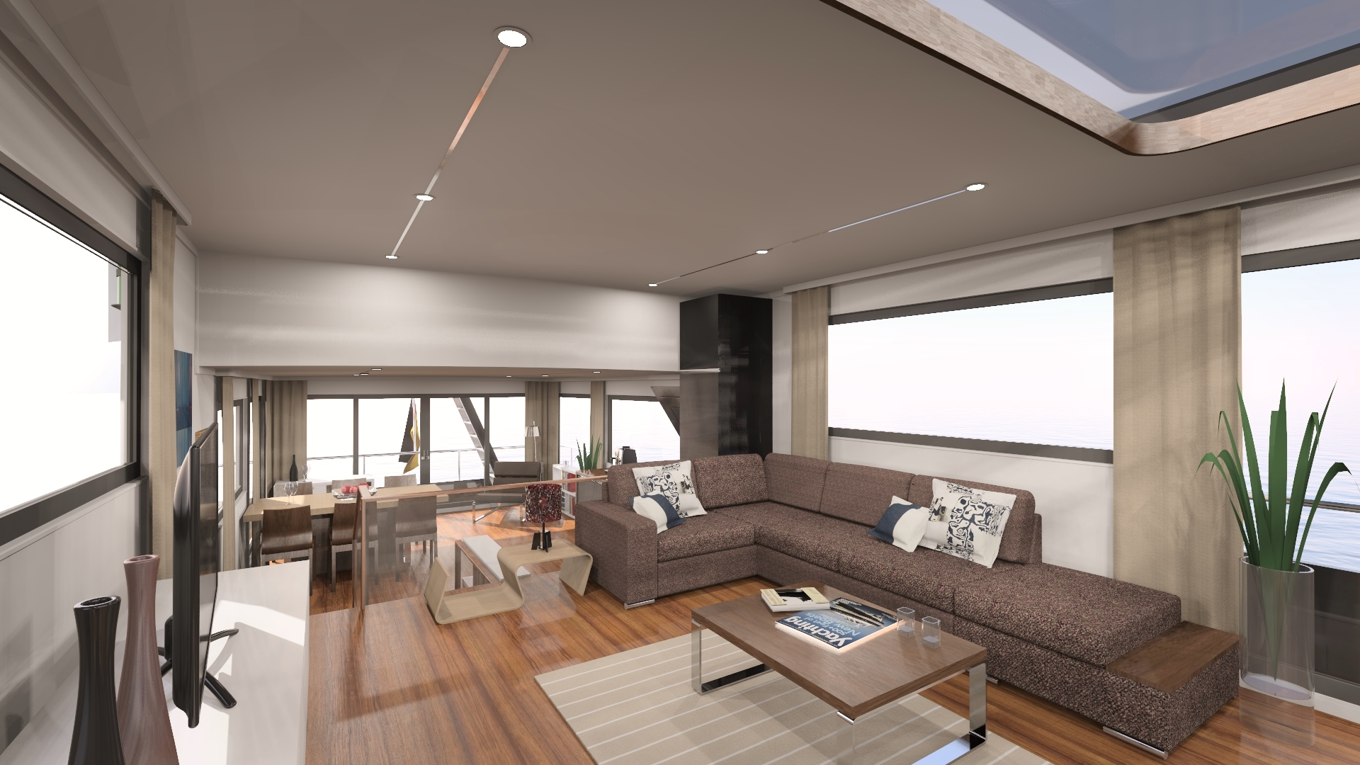 Explorer Hausboot