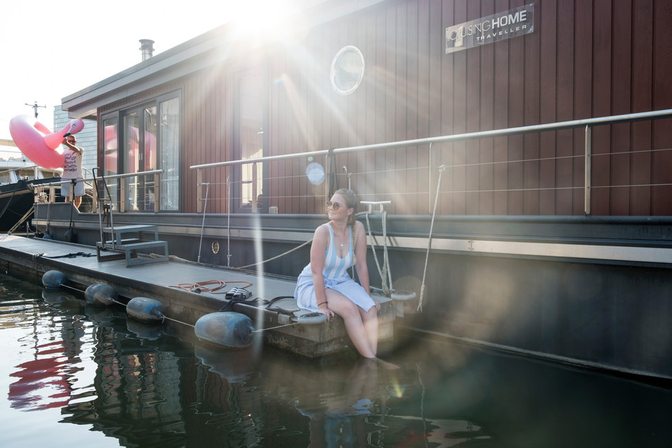 Hausboot kaufen