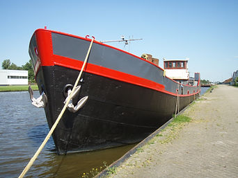Umbau eines Berufschiffes