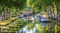 Bootreisen Canal du Midi