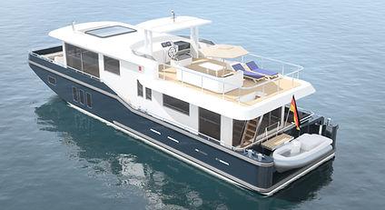 Reisesportboot Explorer made by Cruising Home