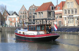 Luxe Barges made by SRF