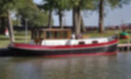 Neubau einer Luxe Barge