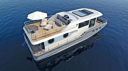 Cruising Home Hausboote Modell Explorer