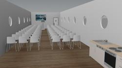 Seminarraum Eventschiff