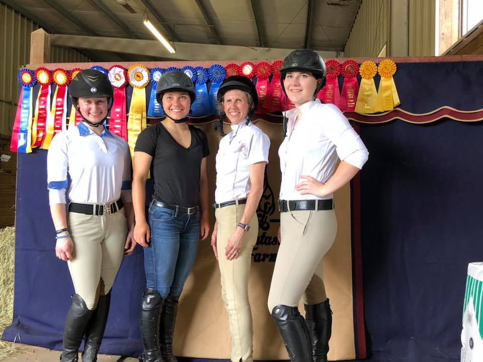 horse show fun
