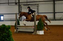 Solly and Kelsey jump Buffalo