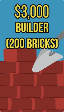 Builder (200 bricks) (Eish Kodesh)