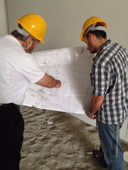 Plans in Sderot