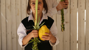 How to be Happy on Sukkot during these crazy times