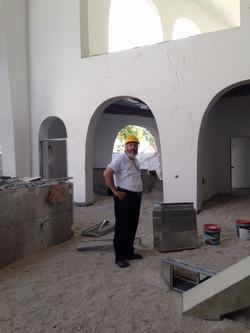 Shmuel in the Sderot medical center