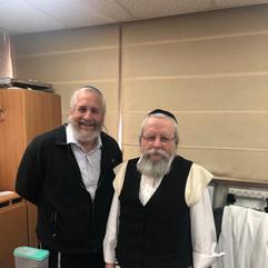 Am Yisrael Chai just gave $20,000 to Ezra LaMarpeh, headed by Rav Firer