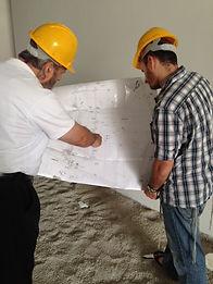 Plans in Sderot.JPG