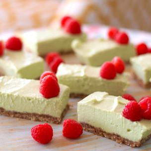 Cheesecake de abacate