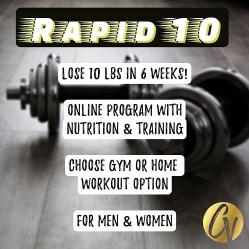 Rapid 10 Fat Loss