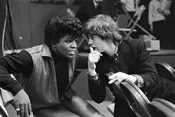 JamesBrown & Mick Jagger