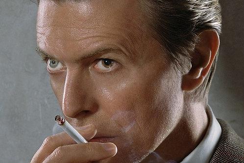David Bowie Portrait - Framed