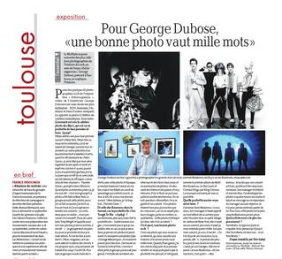 Les photos de George Dubose