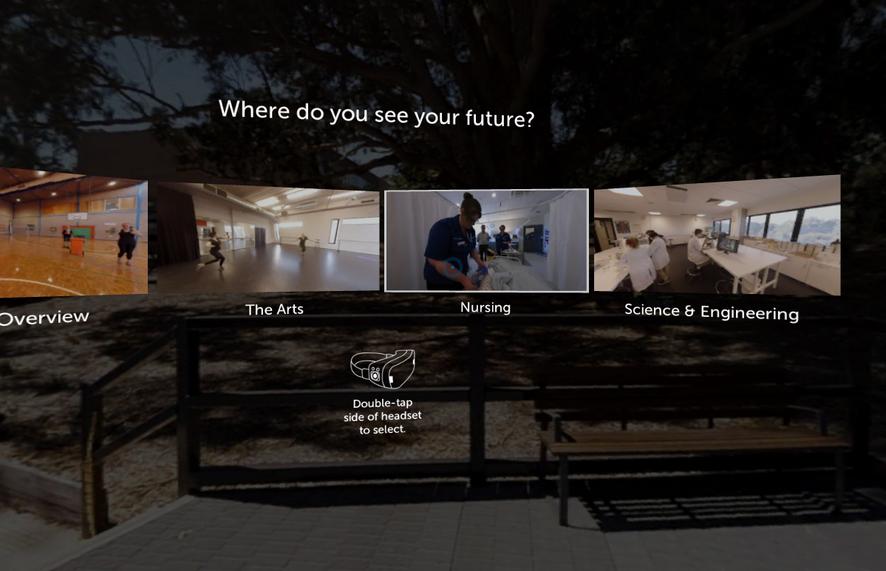 Virtual Univeristy Tour