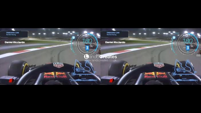 Lumus F1 at CES