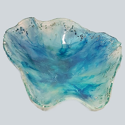 Turquoise Dish