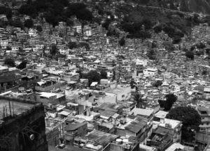 urban slum