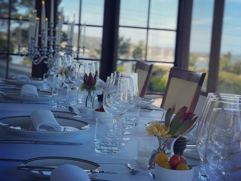 Intimate Dining Experience