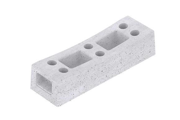 Heras betonblok