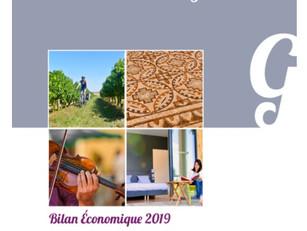 Le Bilan Économique du Tourisme 2019 est en ligne !