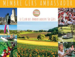 Devenez ambassadeurs de la Destination Gers : partagez votre savoir faire les 27, 28 et 29 octobre 2