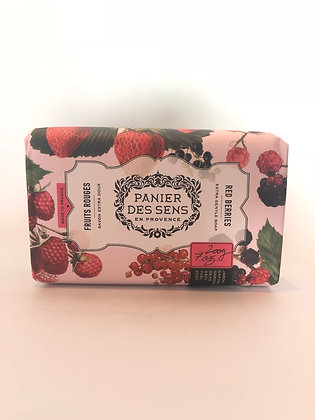 Soap red Berries