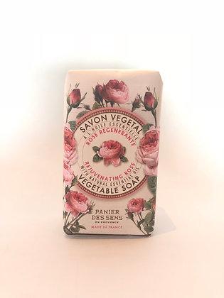 Vegetable Soap Rejuvanating Rose