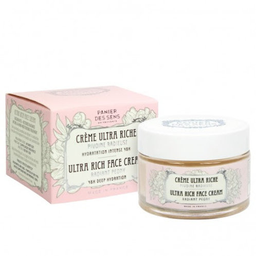 Ultra Riche Face Cream: Radiant Peony