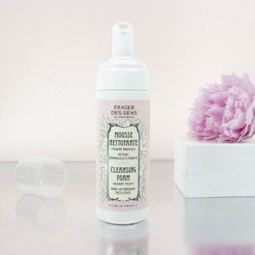 Cleansing Foam: Radiant Peony