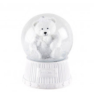 Glazen Sneeuwbol Met Beertje