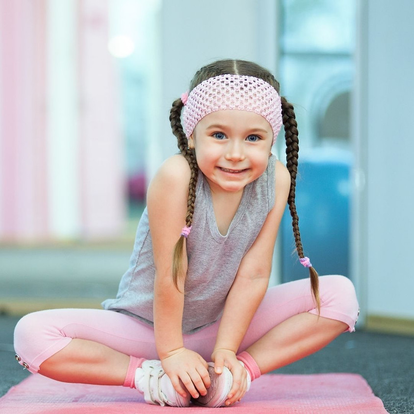 Kids Virtual Yoga Class