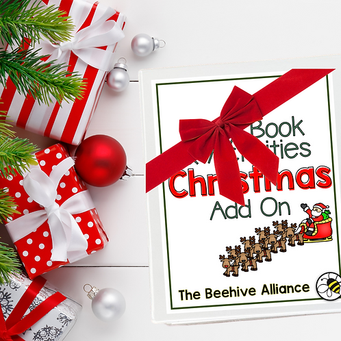 Christmas Busy Book - Add On
