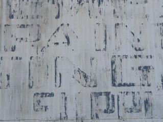 Kalligraphie der Zeit!