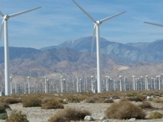 Energy 'high wind zone'
