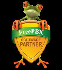 freepbx software partner banner
