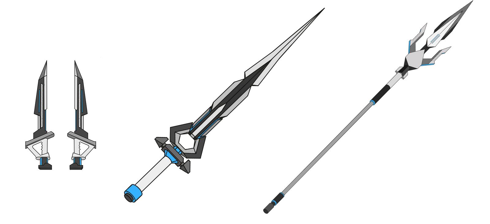 Weapon design - Project Gungnir