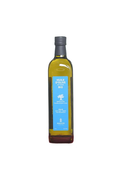 Huile d'olive BIO de Tunisie 6 * 75cl