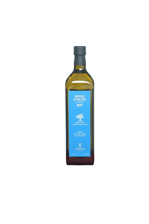 Huile d'olive BIO de Tunisie 6 * 1L