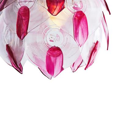 """Crystal """"Lotus"""" Chandelier"""