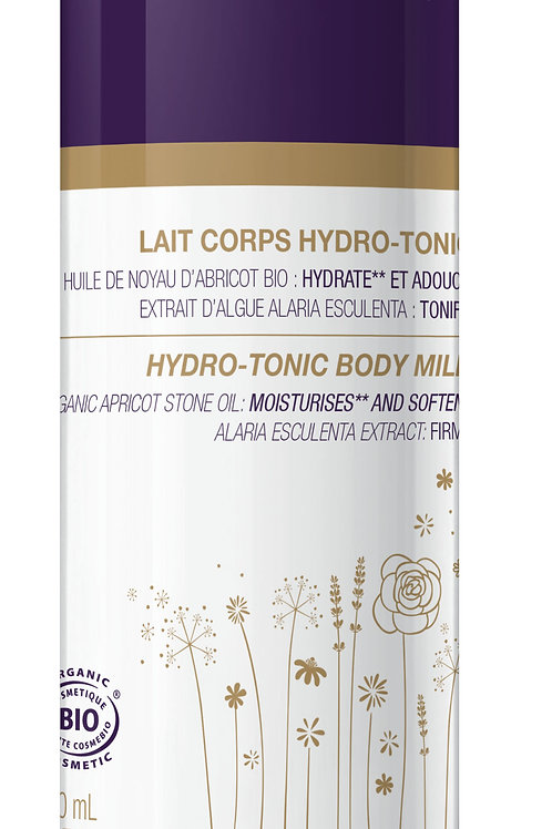 Lait corps hydro-tonic
