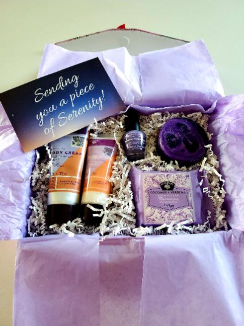 Serenity Spa Gift Box