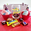 Thumbnail: Fuzzy Sock Cupcakes Gift Box