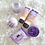 Thumbnail: Inspirational Purple Spa Gift Set