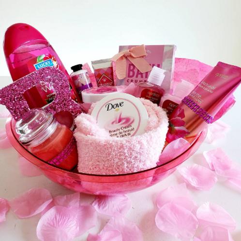 Breast Cancer Gift Basket