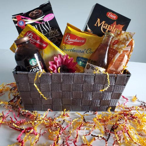 Shortbread Cookie Gift Basket